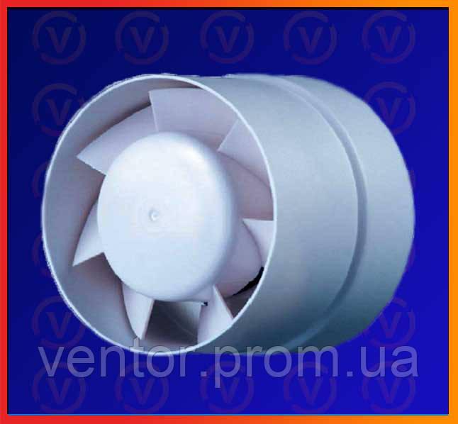 Бытовой канальный вентилятор Домовент ВКО, D = 150мм
