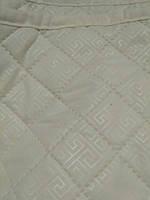 Наматрасник на диваны кровати двухсторонний простеганный синтепоном сублимация 1001