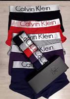 Мужские трусы боксеры Calvin Klein 5шт