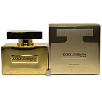 Женские духи Dolce&Gabbana The One Gold Limited Edition EDP 75 ml ЖЕНСКИЕ ДУХИ DOLCE&GABBANA THE ONE GOLD LIMI