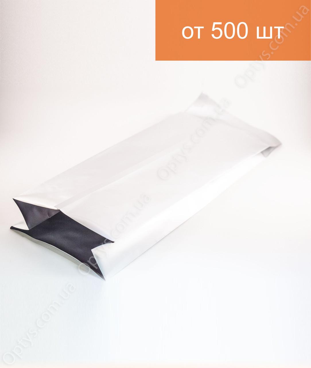 Пакет с центральным швом 1000г Серебряный 135*360