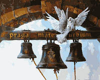 Картина по номерам Mariposa Колокола Праги Q-2139