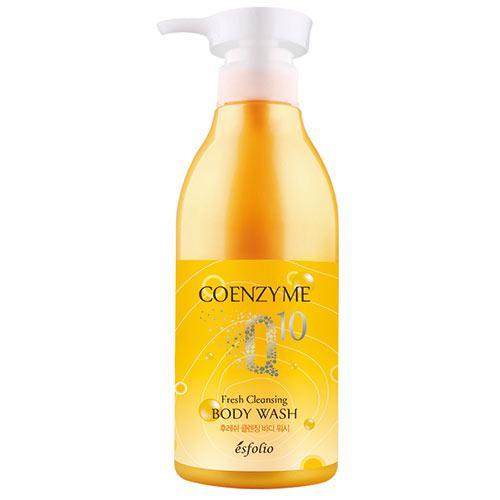 Гель для душа с коэнзимомEsfolio Coenzyme Q10 Fresh Cleansing Body Wash