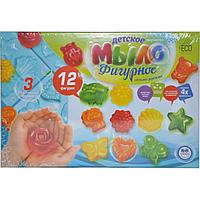 Мыло фигурное (своими руками) арт. DFM-02-01, набор для детского творчества, детское мыло