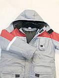 "Куртка зимняя ""Зима-Люкс"" ворот стойка на флисе, фото 6"