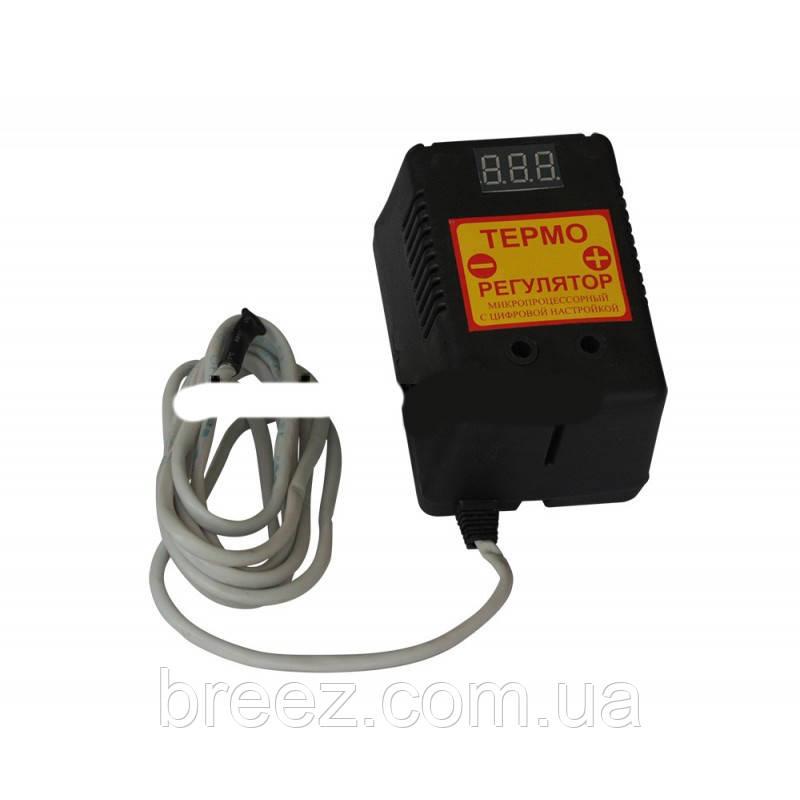 Терморегулятор для инкубатора ЦТР 2 цифровой