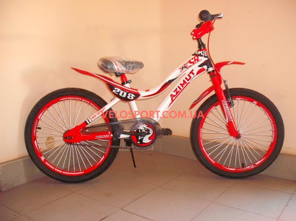 Детский велосипед Azimut Ksr 20 дюймов