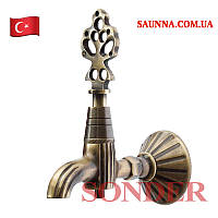 Кран для хамама и турецкой бани SONDER 001 B