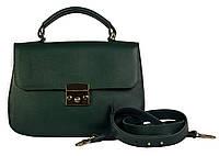 Кожаная женская сумка, фото 1
