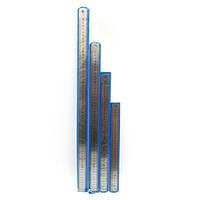 Линейка метал 40см 0,7S (эт/шт)