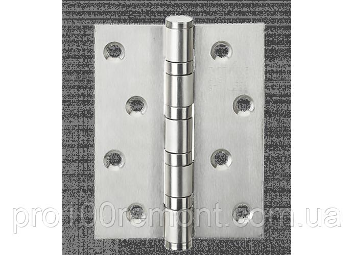 Петля для дверей МВМ универсальная SS-100 нержавеющая сталь