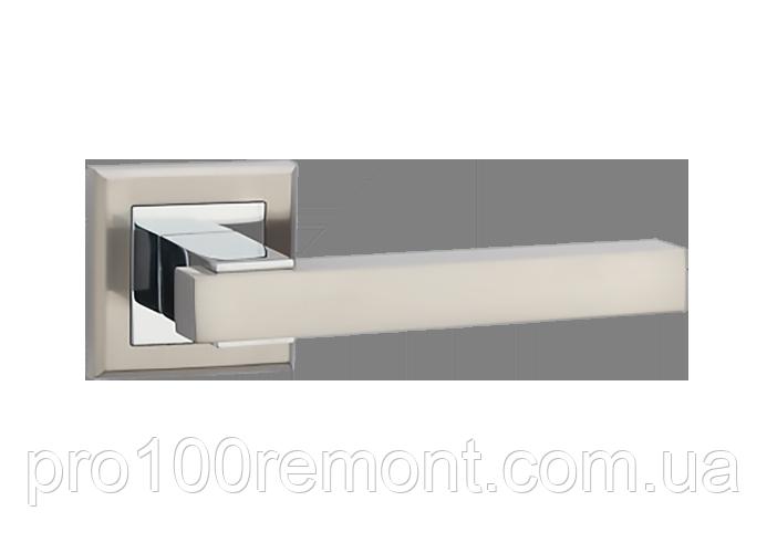 Ручка дверная на розетке МВМ LOFT Z-1290