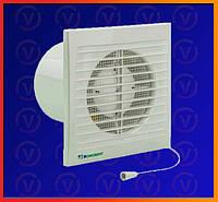 Бытовой канальный вентилятор Домовент СВ, D = 100мм