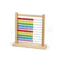 Обучающая игрушка Счеты Viga Toys (50493VG)
