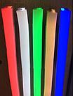 Світлодіодний гнучкий неон 3528/120led IP65 220V краснай, фото 3