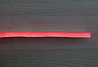 Світлодіодний гнучкий неон 3528/120led IP65 220V краснай, фото 2