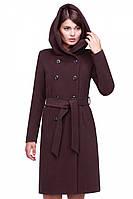 """Женское пальто """"Мелина"""" больших размеров"""