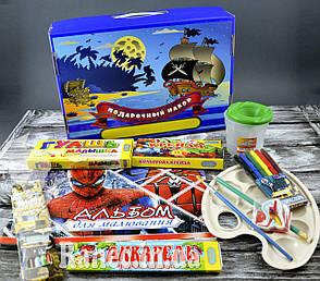 """Подарочный набор для мальчиков """"Пираты """" 39 предметов   0039, фото 2"""