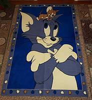 Продам яркий б/у ковёр 160*240 в детскую в отличном состоянии