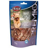 Trixie PREMIO Rabbit Cubes лакомство для собак с кроликом, 100г