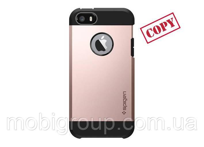 Чехол Spigen Slim Armor iPhone 7 (HQ-копия)