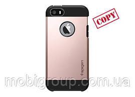 Чехол Spigen Slim Armor iPhone 7/8 (HQ-копия), Розовый