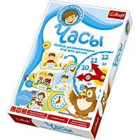 Настольная игра Часы, TFL-01247, Trefl