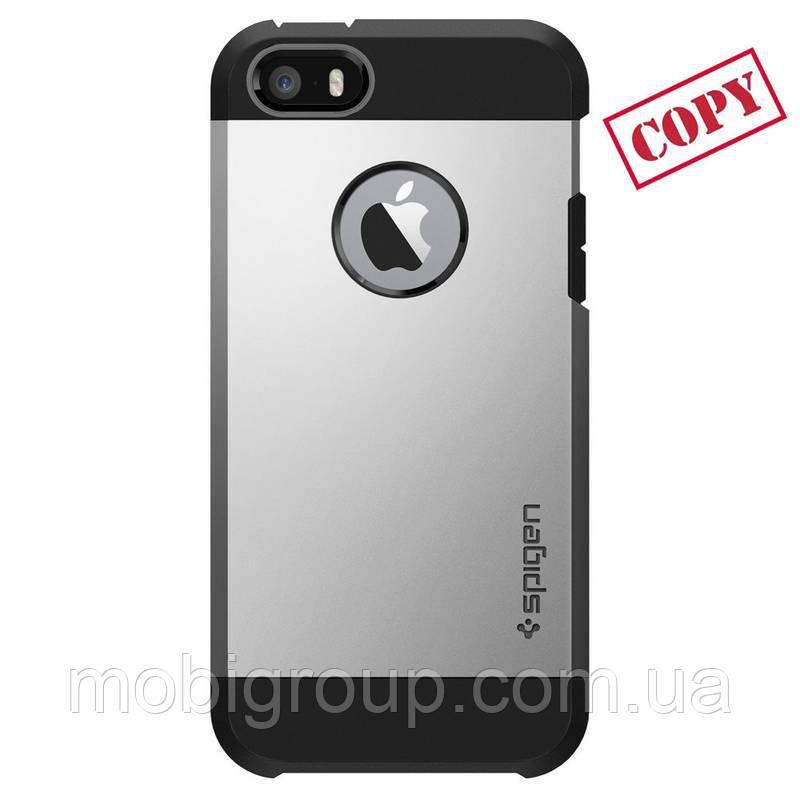 Чехол Spigen Slim Armor iPhone 8 (HQ-копия)