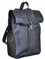 """Рюкзак """"Box"""" ручної роботи, натуральна шкіра, портфель жіночий, женский рюкзак, фото 1"""