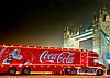 """""""Праздник приближается"""" новогодний маникюр Coca-Cola в аквариумной технике"""