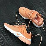 Женские кроссовки Nike Air Presto Ultra BR Orange. Живое фото (Реплика ААА+), фото 3