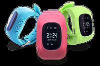 Детские часы с GPS - Smart Baby Watch Q50 цвета в наличии, фото 1