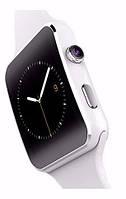 Умные часы Smart Watch X6 white
