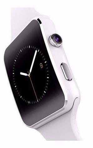 Умные часы Smart Watch X6 white, фото 2