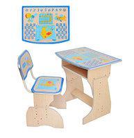 Парты, столики, мягкая мебель