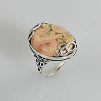 Кольцо из серебра Круиз