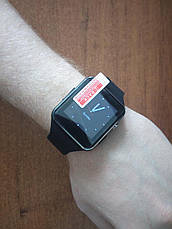 Умные часы Smart Watch X6 black, фото 3