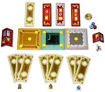 Настольная игра Суперносорог Небоскрёб, фото 2