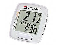 Велокомпьютер Sigma Sport BC 8.12 ATS беспроводной