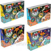 """Набор """"Роспись 3D моделей динозавров Dino Art DA-01-01, набор для детского творчества"""