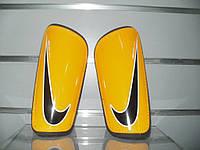 Щитки футбольные Nike Mercurial Hardshell Shin Pads-Laser Orange/Black SP2101-888