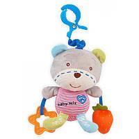 Музыкальная игрушка Baby Mix P/1129-DA00 Мишка