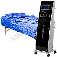 Аппарат прессотерапии 3 в 1 Е+ Air-Press DS, Прессотерапия, Моистимуляция, Инфракрасная сауна, фото 1