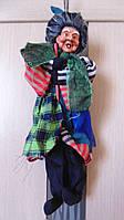 Кукла Баба-яга декоративная длина 60 см