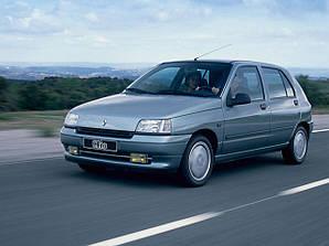 Renault Clio / Рено Клио (Хетчбек) (1990-1998)