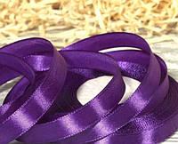 Лента атласная 12мм фиолет