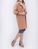 Женское пальто из шерсти в разных цветах по низкой цене