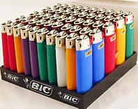 Зажигалки Bic 50шт