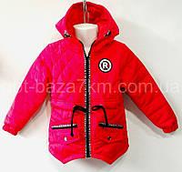 Куртки детские оптом на девочку (1-5 лет) купить в Одессе 7 км - Весна/осень