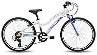 "Детский велосипед Apollo Neo 7s Girls 24"" фиолетовый"